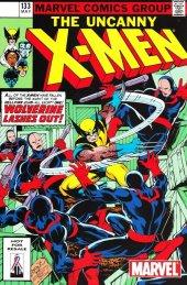 The X-Men #133 Marvel Legends Reprint