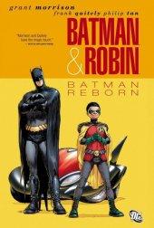 batman and robin vol. 1: batman reborn tp