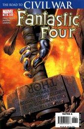 fantastic four #536
