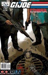 G.I. Joe: Cobra II #13 Cover RI