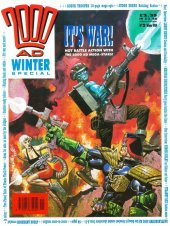 2000 AD Winter Special #2