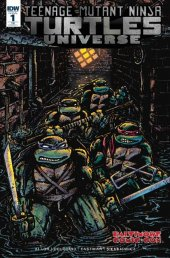 Teenage Mutant Ninja Turtles: Universe #1 Baltimore Comic Con