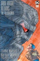 Dark Knight Returns: The Golden Child #1 1:100 Incentive