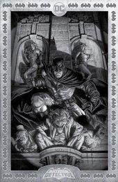 Detective Comics #1027 Lee Bermejo Torpedo Comics Black & White Exclusive