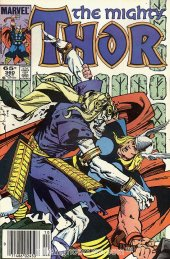 The Mighty Thor #360 Newsstand Edition