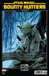 Star Wars: Bounty Hunters #4 Sprouse Empire Strikes Back Variant Cover