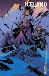 Buffy the Vampire Slayer #3 Cover C Smith Variant