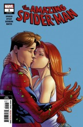 The Amazing Spider-Man #1 3rd Printing Ottley Variant