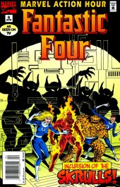 Marvel Action Hour: Fantastic Four #6
