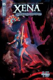 Xena: Warrior Princess #5 Cover C Paulina Ganucheau