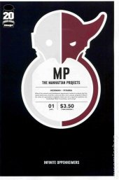 The Manhattan Projects #1 3rd Printing