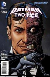 Batman and Robin #25 Bolland Variant