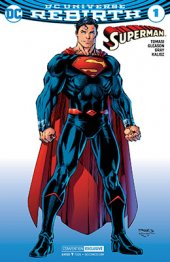 Superman #1 Convention Exclusive Jim Lee Variant