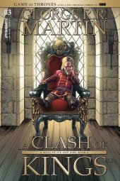 A Game of Thrones: Clash of Kings #3