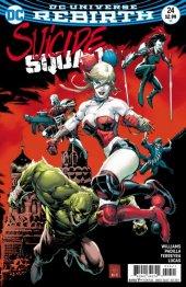Suicide Squad #24 Variant Edition