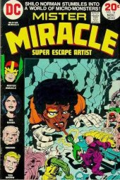 Mister Miracle #16