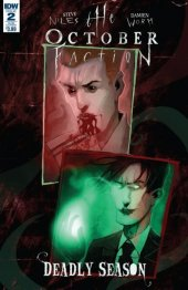 The October Faction: Deadly Season #2 Subscription Variant
