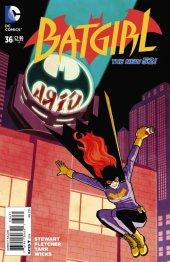 Batgirl #36 Variant Edition