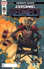 Redneck #12 Cover B  Aprils Fool Variant
