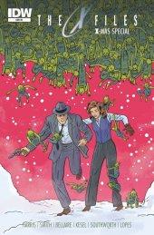 The X-Files: X-Mas Special #1 Vic Malhorta Variant
