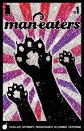 Man-Eaters #1 Glitter Cover