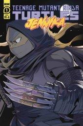 Teenage Mutant Ninja Turtles: Jennika #1 1:10 Incentive Variant