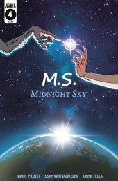 Midnight Sky #4 Cover B Van Domelen Et