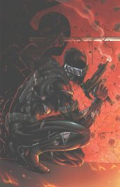 Snake Eyes: Deadgame #1 Marat Mychaels & Omi Remalante Comic Elite Retailer Exclusive Virgin Variant Cover B (Set Ltd. 500)