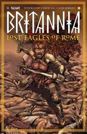 Britannia: Lost Eagles of Rome #3 Cover B Kim