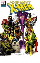 Uncanny X-Men #1 Dave Cockrum Hidden Gem Variant