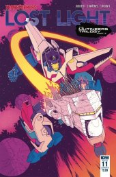 Transformers: Lost Light #11 Cover B