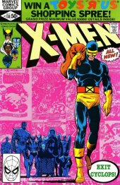 The X-Men #138