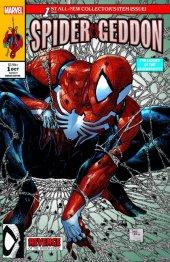 Spider-Geddon #1 Philip Tan Variant A
