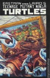 Teenage Mutant Ninja Turtles #3 2nd Printing