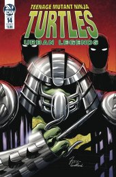 Teenage Mutant Ninja Turtles: Urban Legends #14