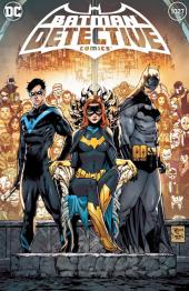 Detective Comics #1027 Tony S. Daniel Torpedo Comics Trade Exclusive