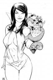 Vampirella / Red Sonja #5 1:11 Incentive