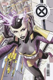 Powers of X #5 Dustin Weaver New Character Variant