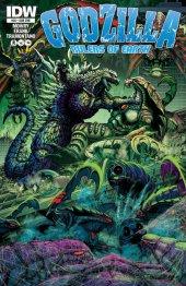 Godzilla: Rulers of Earth #20 Subscription Variant