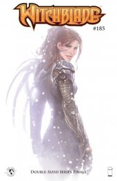 Witchblade #185 Cover C Sejic