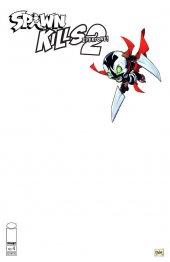 Spawn Kills Everyone Too #4 Cover C Sketch McFarlane