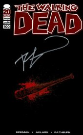 The Walking Dead #100 Adlard Signed Variant