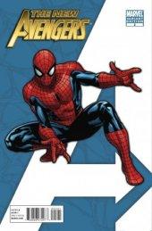 The New Avengers #2 Immonen Variant