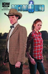 Doctor Who #2 10 Copy Incv