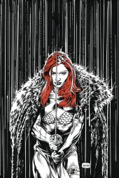 Red Sonja #17 1:15 Mooney Homage Virgin Incentive