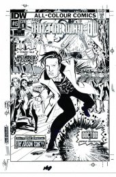 Doctor Who #15 Subscription Variant