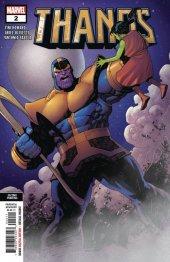 Thanos #2 2nd Printing