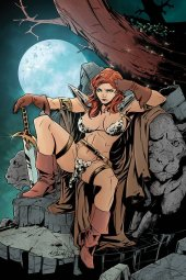 Red Sonja #19 Cover D Miracolo