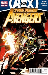 The New Avengers #26
