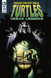 Teenage Mutant Ninja Turtles: Urban Legends #13
